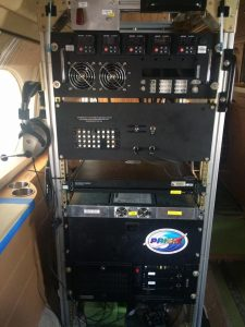 the PRISM instrument aboard the G4 plane